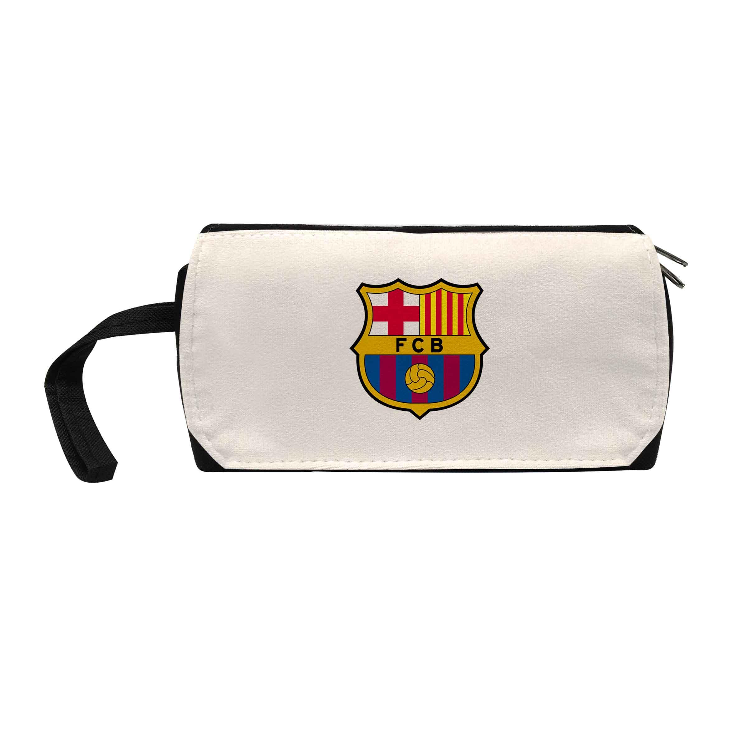 جامدادی طرح تیم بارسلونا کد jm123