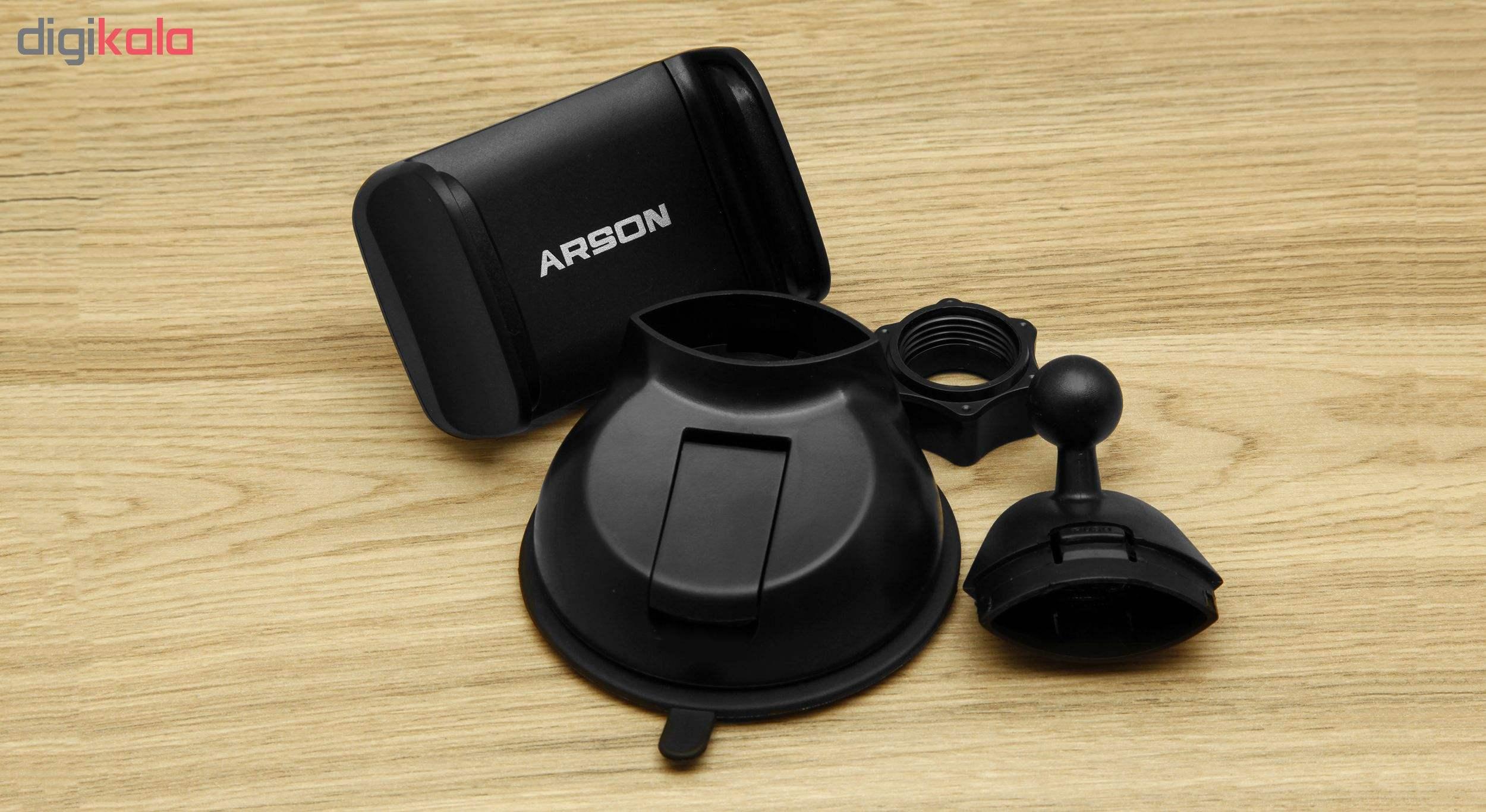 مجموعه لوازم جانبی موبایل آرسون مدل AN2 main 1 8