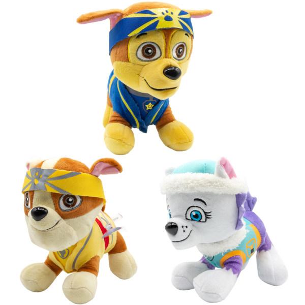 عروسک بی جی دالز طرح سگ های نگهبان کد BT 11390 مجموعه 3 عددی