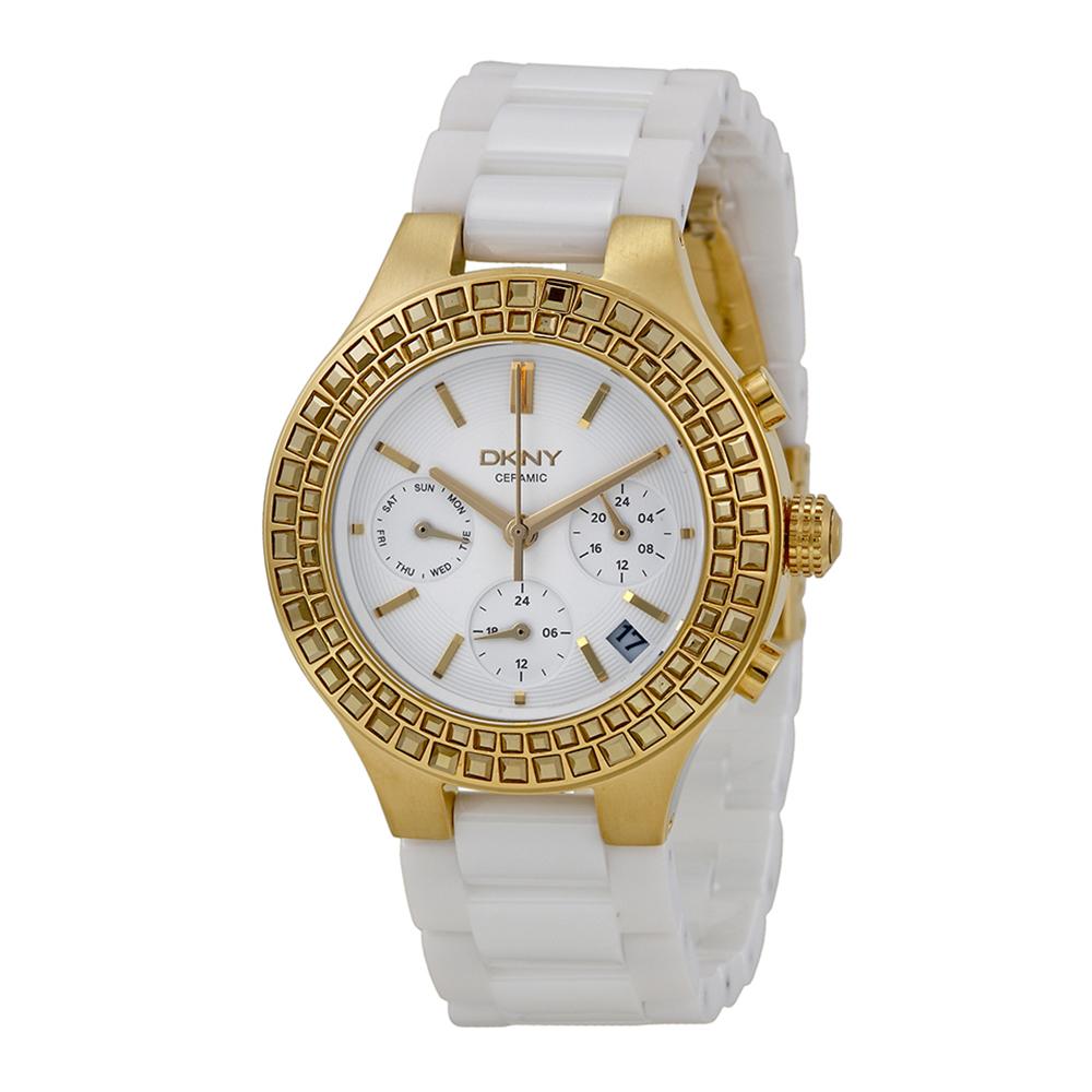 ساعت مچی عقربه ای زنانه دی کی ان وای مدل NY2224