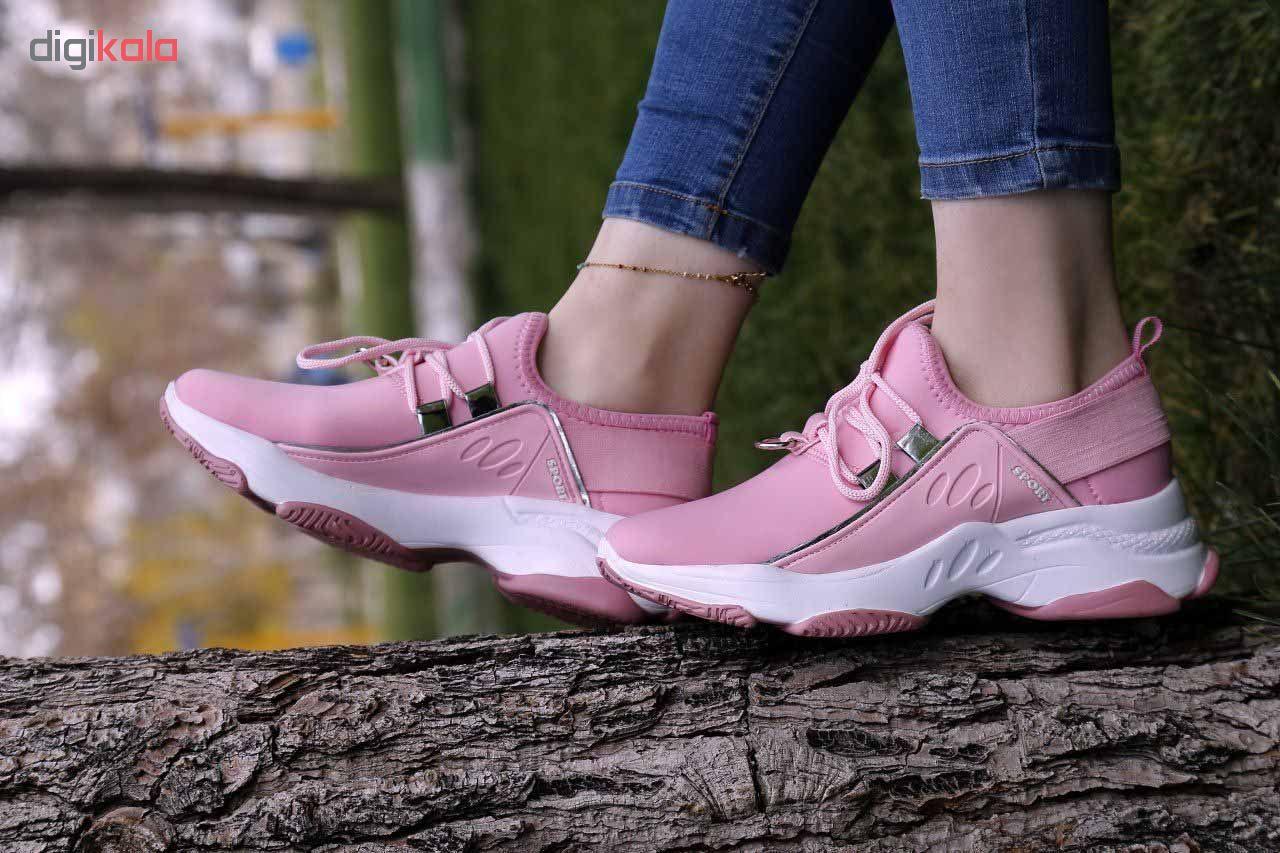 کفش ورزشی زنانه فندی کد 08013