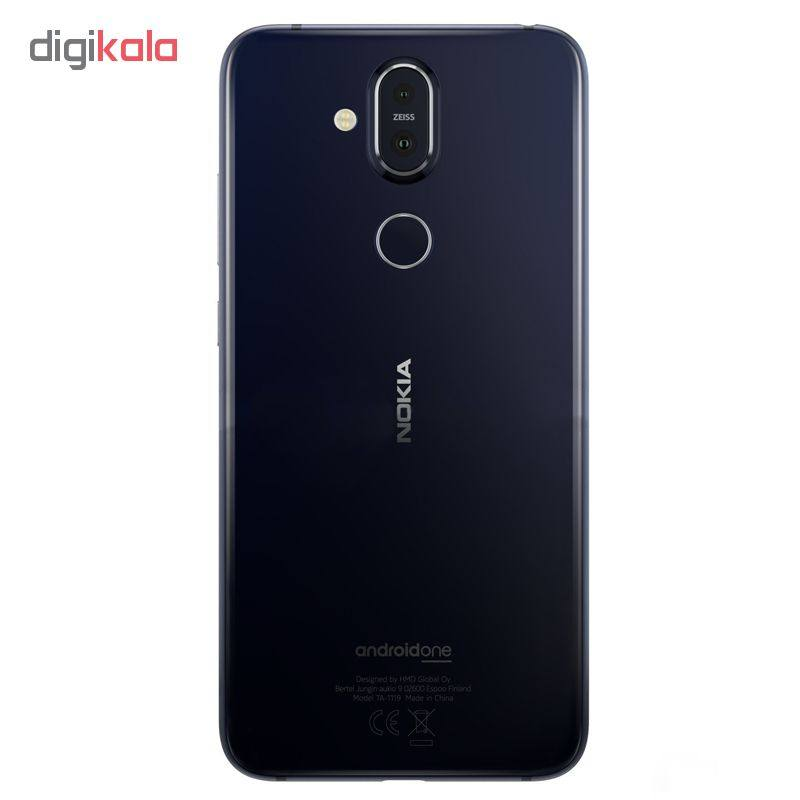 گوشی موبایل نوکیا مدل 8.1 دو سیم کارت ظرفیت 64 گیگابایت