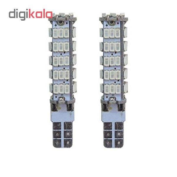 لامپ خودرو  مدل T68 بسته 2 عددی main 1 1