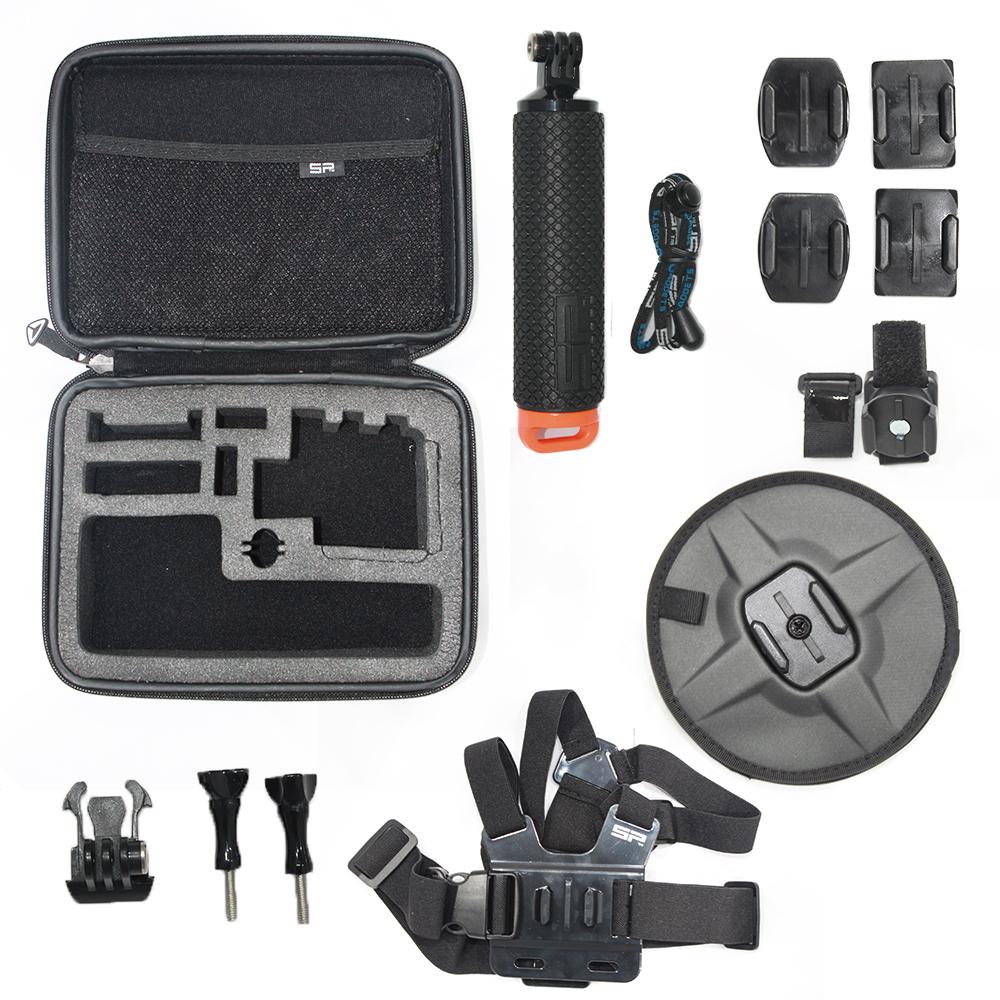لوازم جانبی اس پی گجت مدل AB-1 مناسب برای دوربین های ورزشی گوپرو و شیائومی