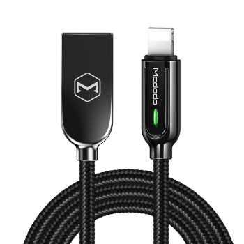 کابل تبدیل USB به لایتنینگ مک دودو مدل CA-5261 طول 1.2 متر