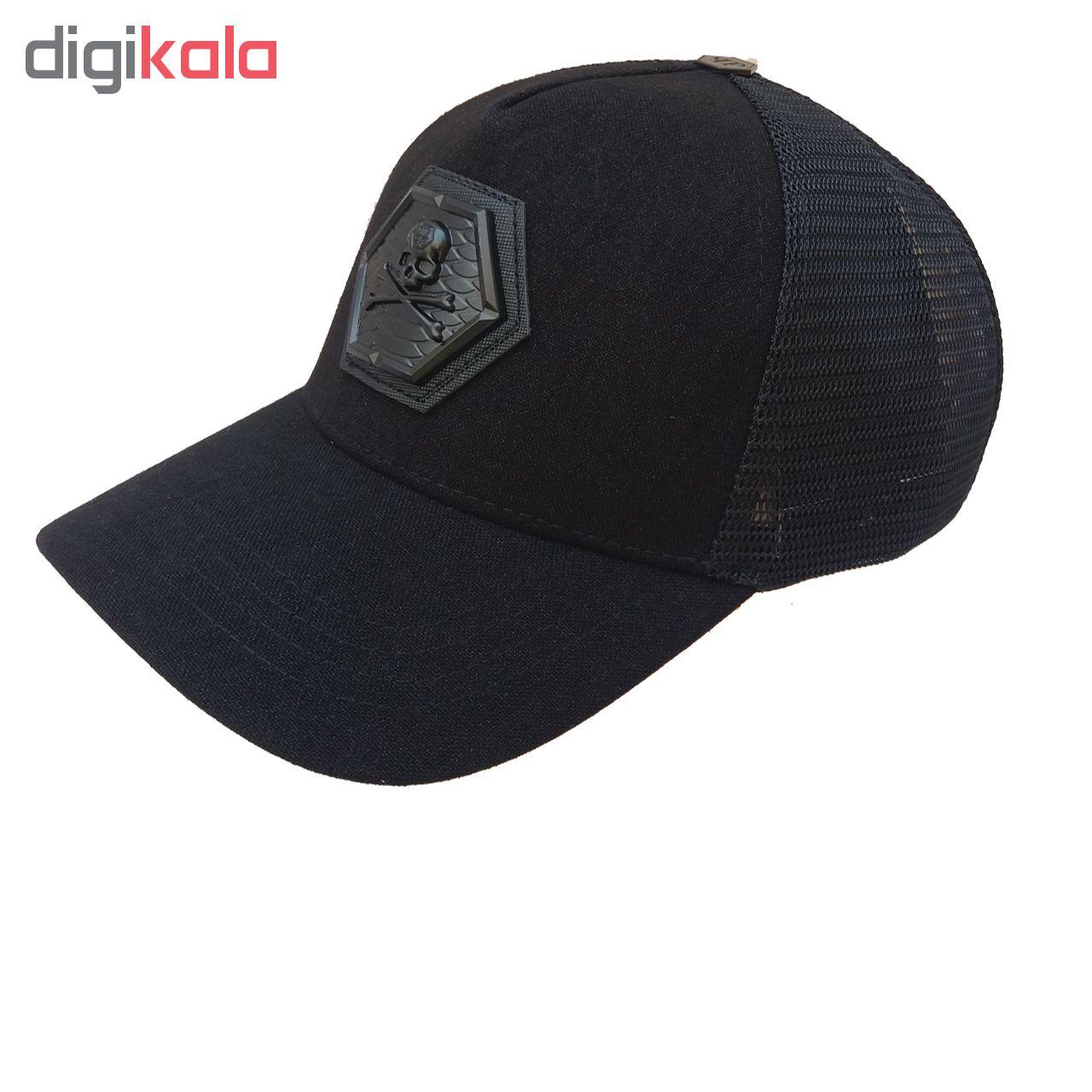 کلاه کپ مردانه کد 21