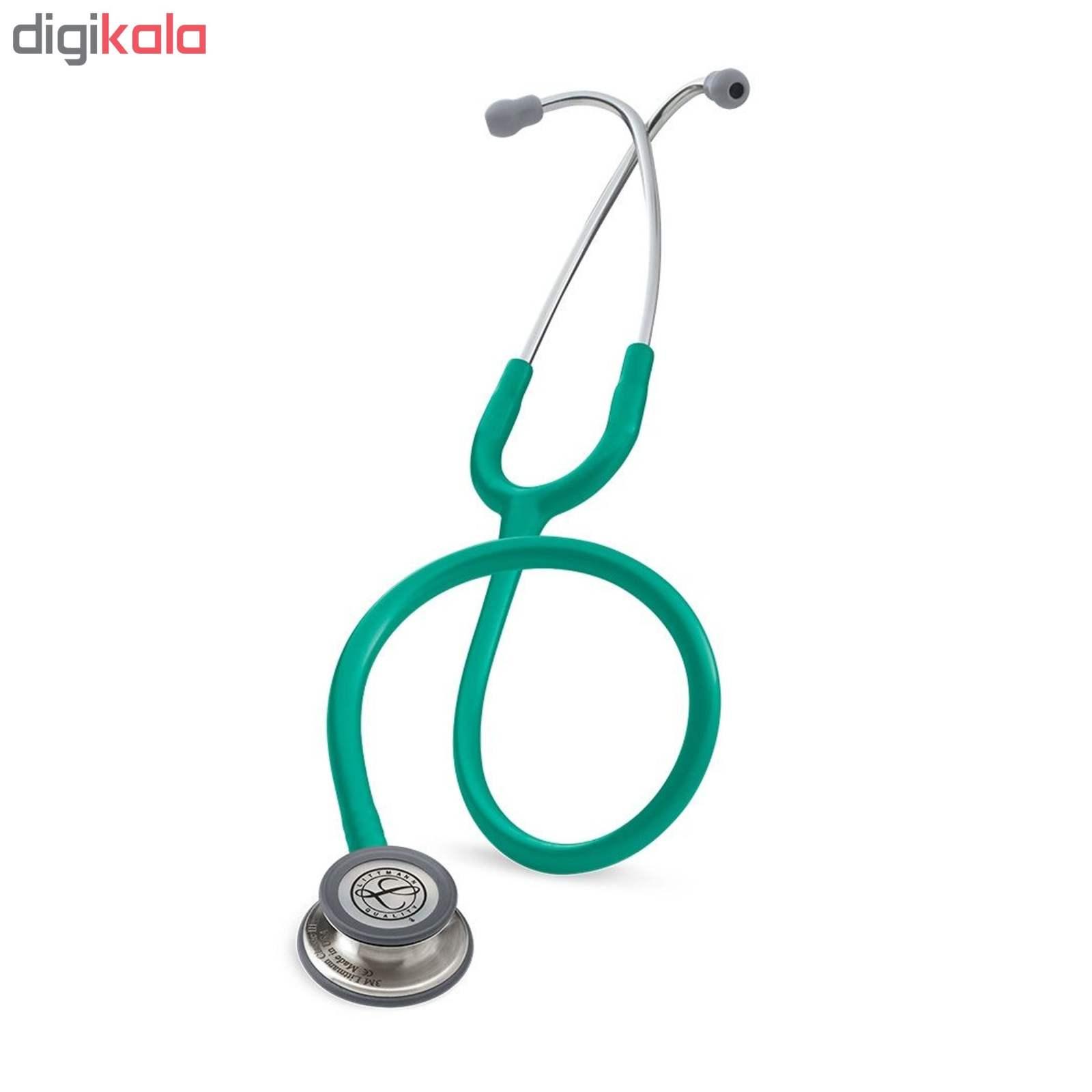 گوشی طبی لیتمن مدل کلاسیک III کد 5840