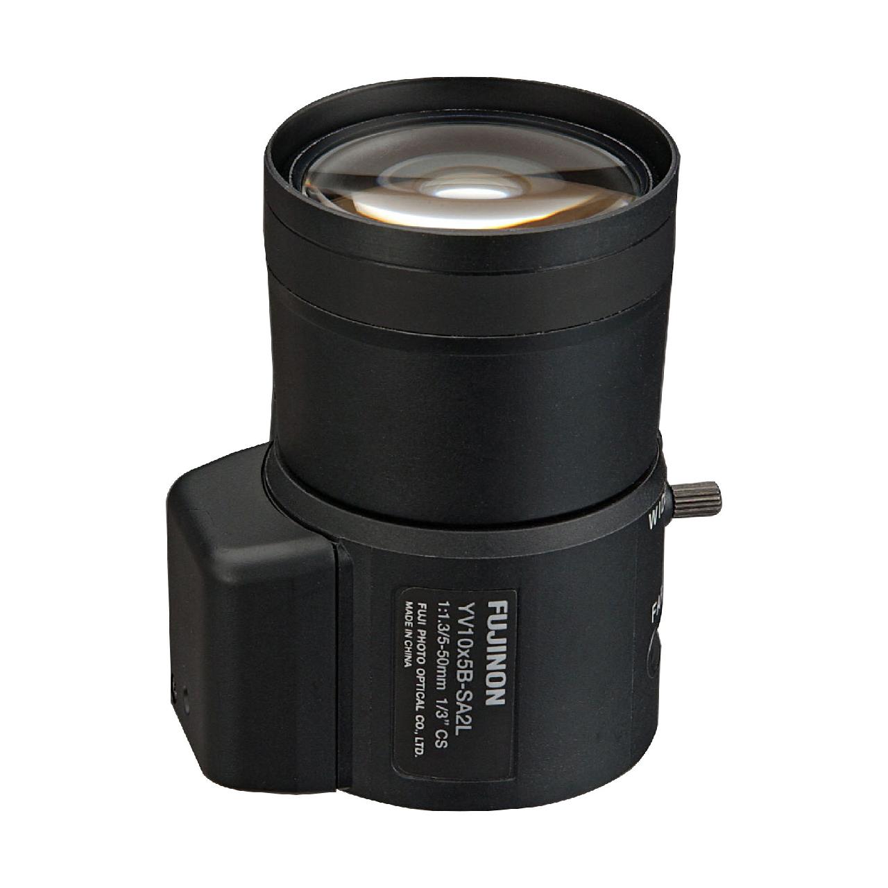 لنز  دوربین مداربسته فوجینون مدل YV10X5B-SA2L