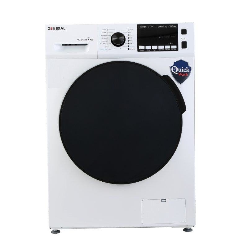 ماشین لباسشویی جنرال آدمیرال مدل FTU 4703 ظرفیت 7 کیلوگرم