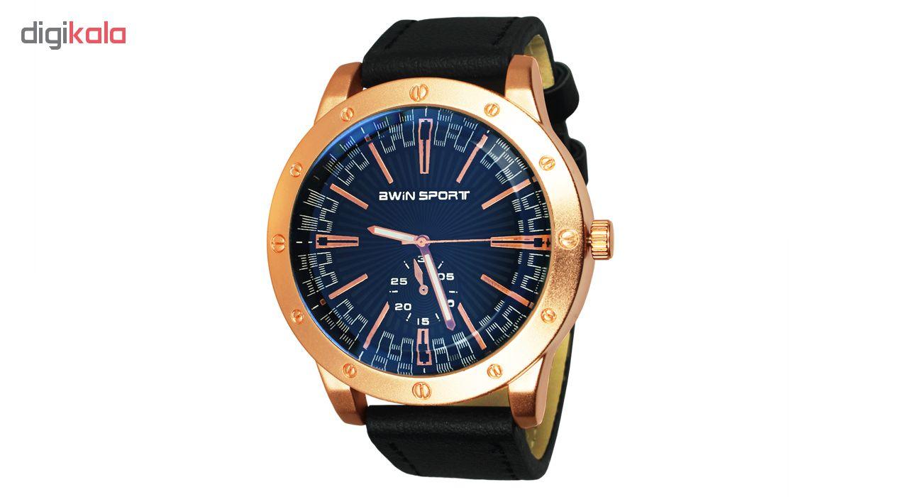 خرید ساعت مچی عقربه ای مردانه آوین اسپرت مدل Series 5-2 | ساعت مچی
