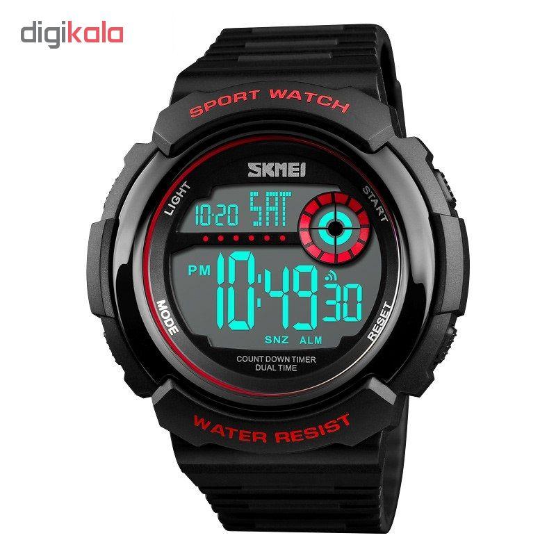 ساعت مچی دیجیتال اسکمی کد 1367