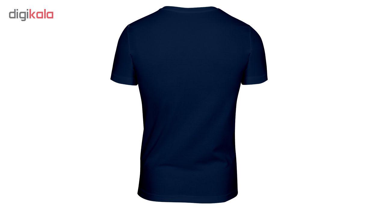 تیشرت آستین کوتاه مردانه پاتیلوک طرح یونتوس کد 330650