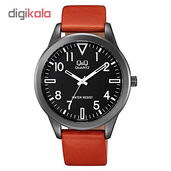 خرید ساعت مچی عقربه ای مردانه کیو اند کیو مدل QA52J515Y