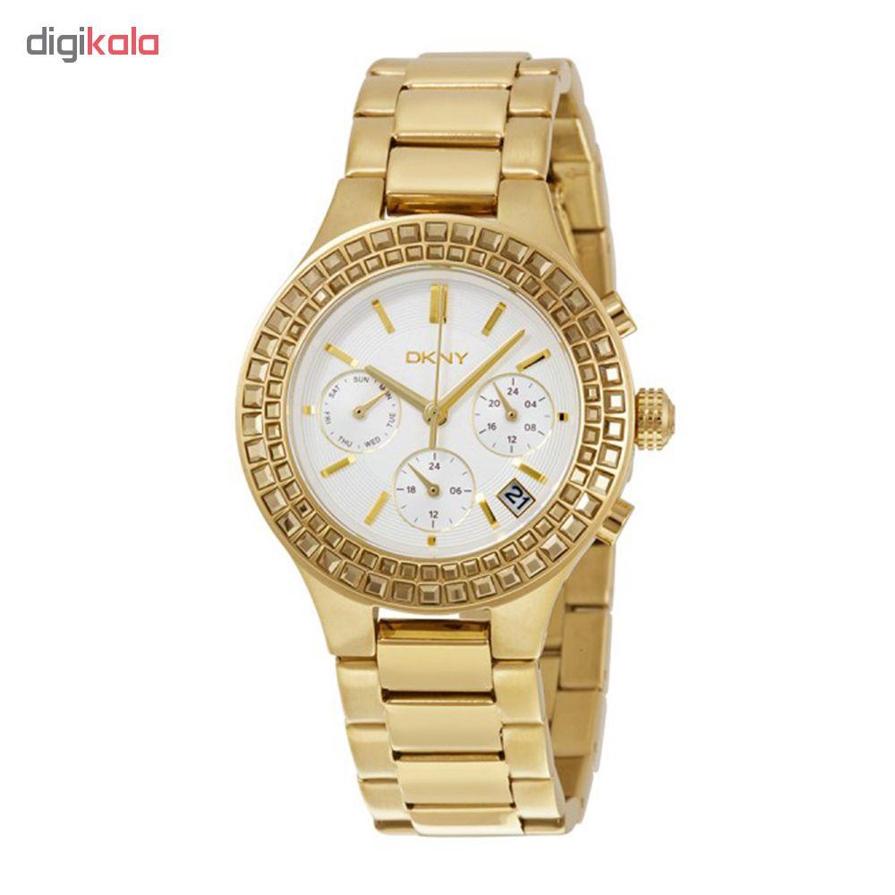 ساعت مچی عقربه ای زنانه دی کی ان وای مدل NY2259