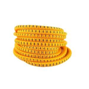 شماره سیم حلقوی مدل EC-2 مجموعه 200 عددی