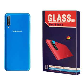 محافظ لنز دوربین Hard and Thick مدل G-002 مناسب برای گوشی موبایل سامسونگ Galaxy A50