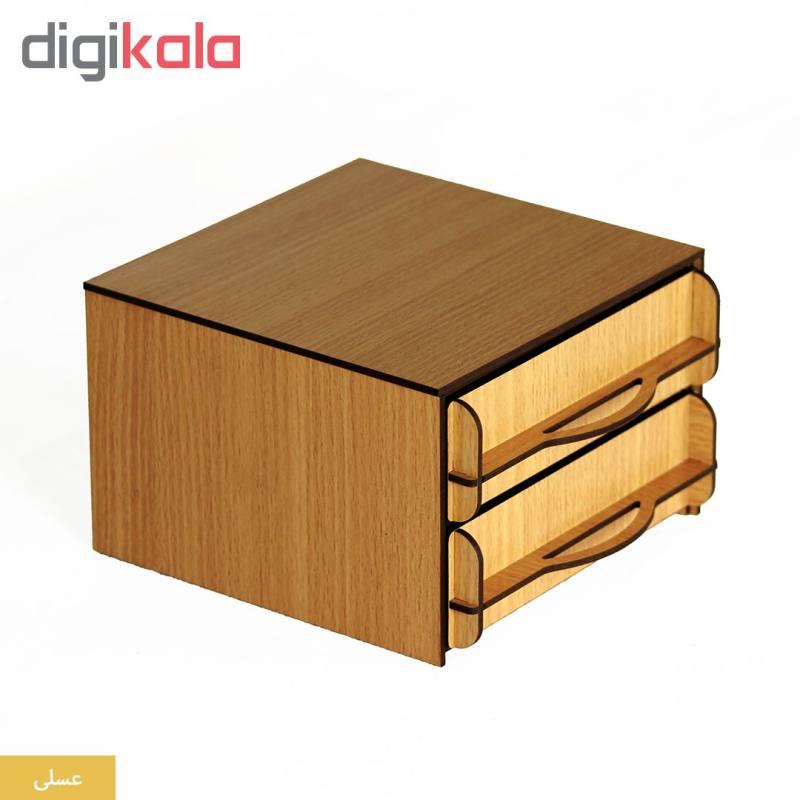 جعبه جواهرات افتخار کد BHG1022-W