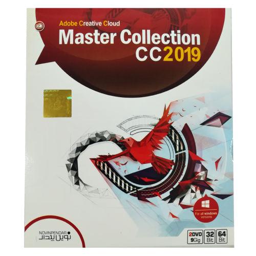 مجموعه نرم افزار Adobe Creative Cloud CC 2019 نشر نوین پندار