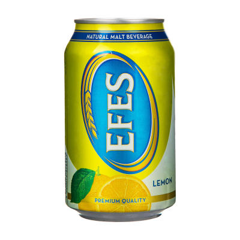 نوشیدنی مالت لیمو افس - 330 میلی لیتر