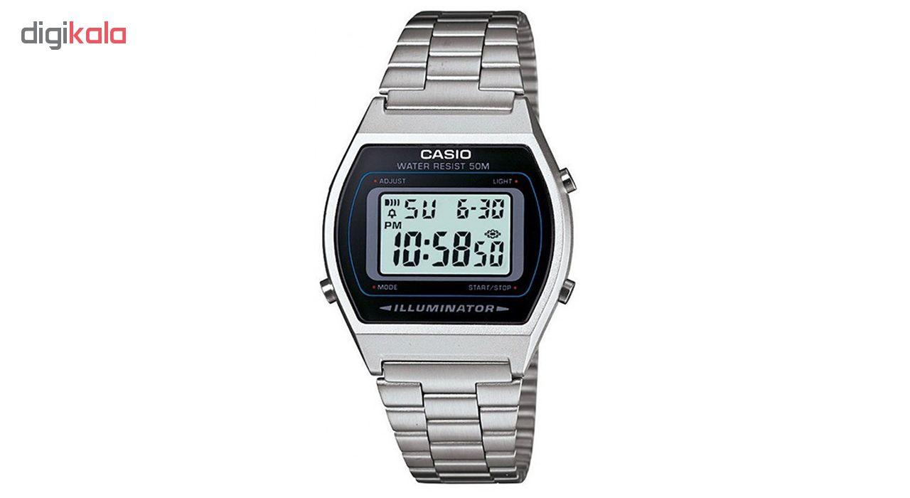 خرید ساعت مچی دیجیتال مردانه کاسیو مدل B640WD-1AVDF | ساعت مچی