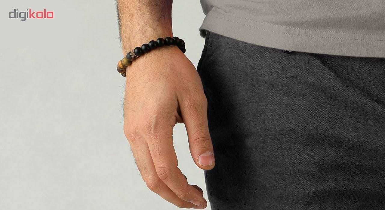 دستبند مهره ای لاچو کد 2019