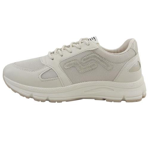 کفش مخصوص پیاده روی زنانه مدل Hologram silv-01