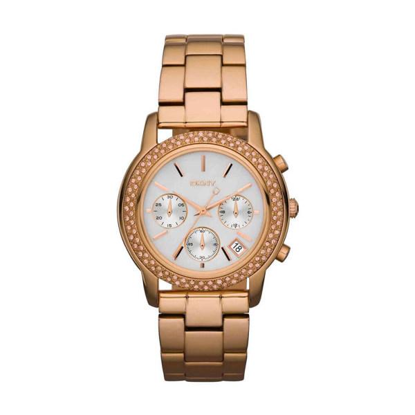 ساعت مچی عقربه ای زنانه دی کی ان وای مدل  NY8432