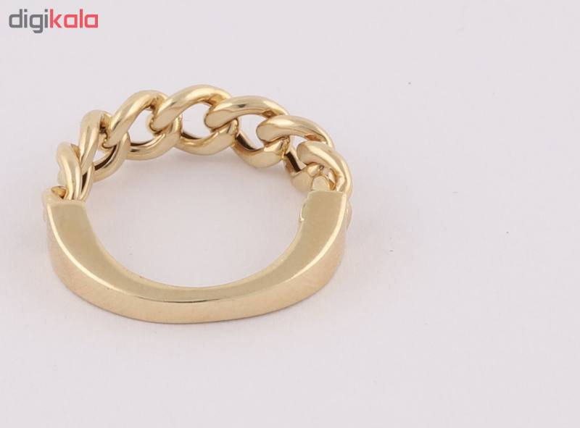 انگشتر طلا 18 عیار زنانه مدل G345