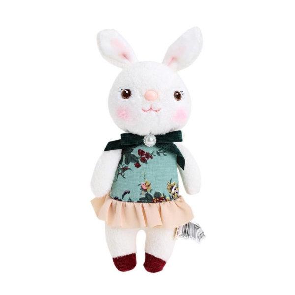 عروسک میتو طرح خرگوش برفی مدل Tiramitu 4748 ارتفاع 23 سانتی متر