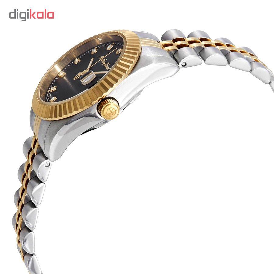 ساعت مچی عقربه ای زنانه متی تیسوت مدل D810BN              ارزان