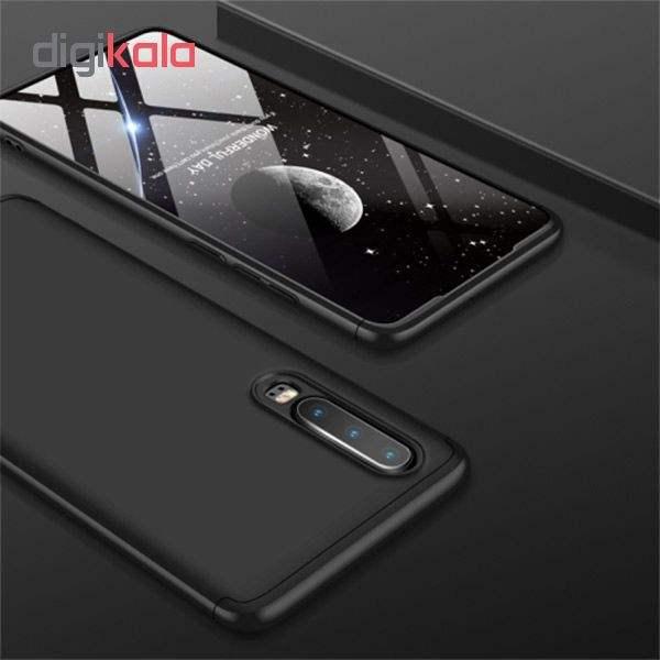 کاور 360 درجه جی کی کی مدل G-02 مناسب برای گوشی موبایل هوآوی P30 main 1 2