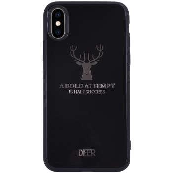 کاور طرح Deer 2 مناسب برای گوشی موبایل اپل iphone X/Xs