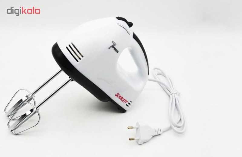 همزن برقی اسکارلت مدل HE-133 thumb 2
