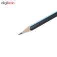 مداد مشکی استدلر مدل Noris بسته 4 عددی  thumb 1