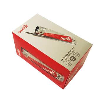نوک مداد نوکی 0.5 میلی متری اونر مدل High Polymer بسته 12 عددی