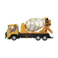 کامیون میکسر 40 سانتیمتری دورج توی مدل Truck Crane