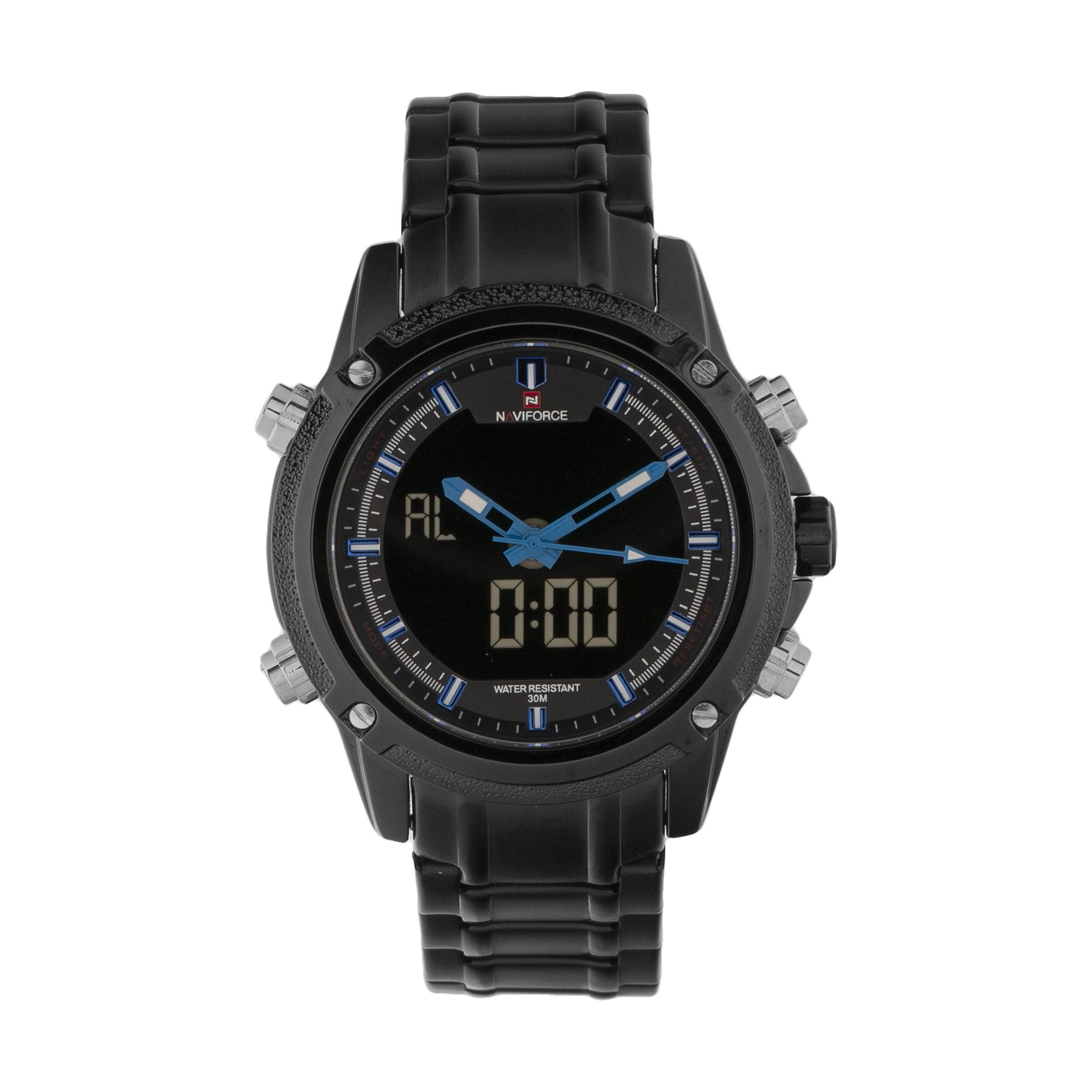 ساعت مچی عقربه ای مردانه نیوی فورس کد NV02 35
