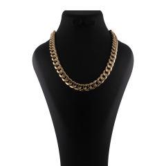 گردنبند طلا 18 عیار زنانه گوی گالری مدل G347