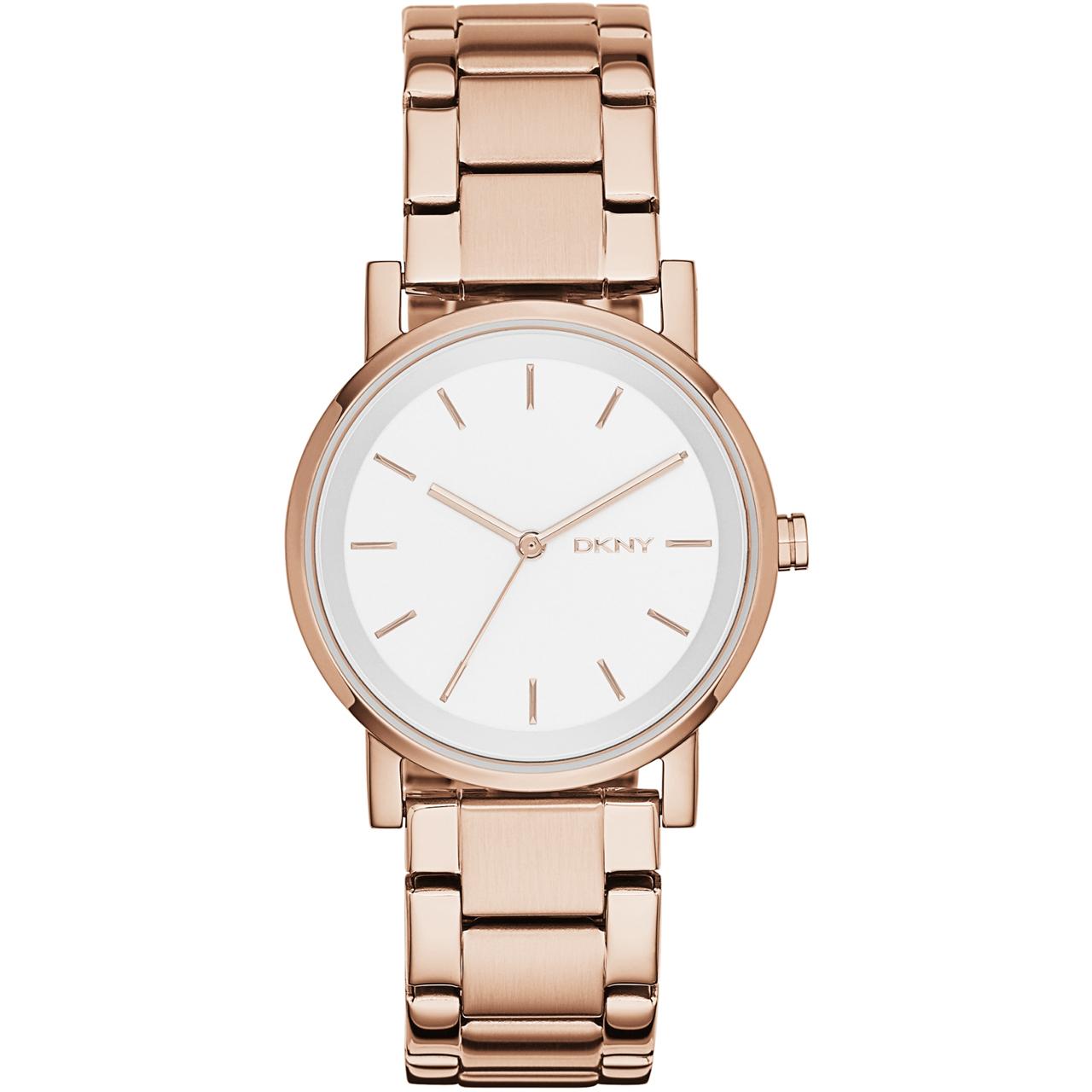 خرید ساعت مچی عقربه ای زنانه دی کی ان وای مدل NY2344