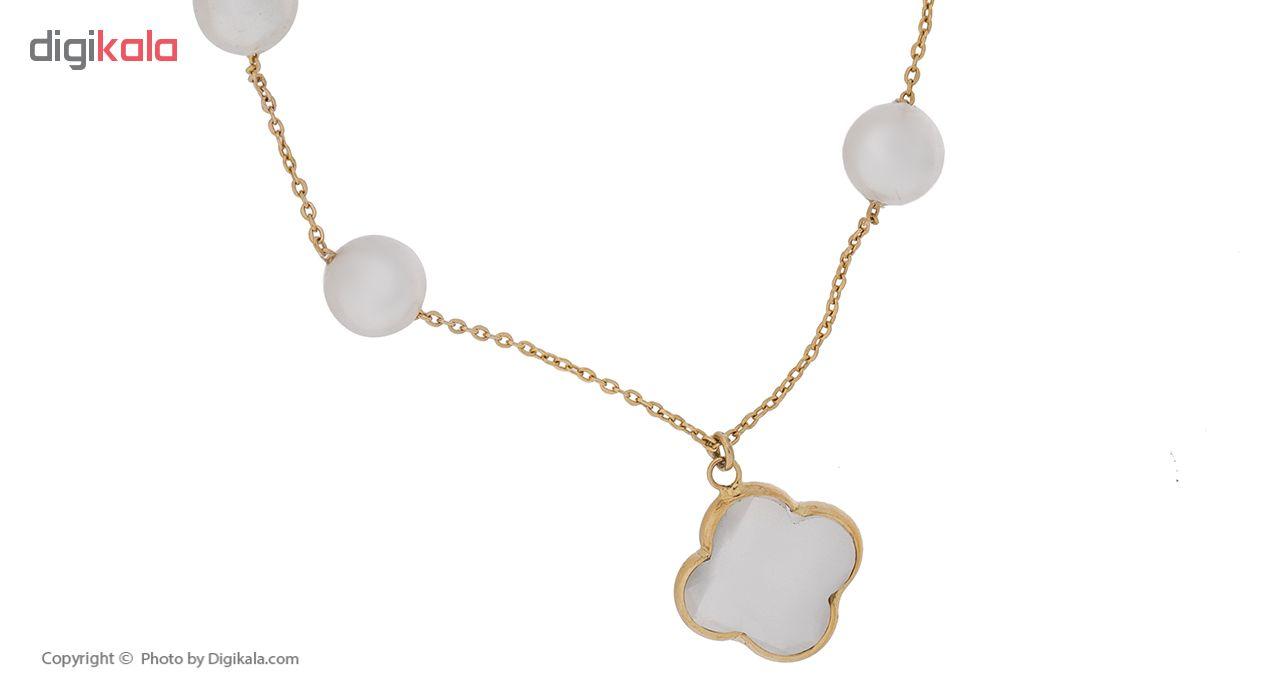 دستبند طلا 18 عیار زنانه مدل Db3028