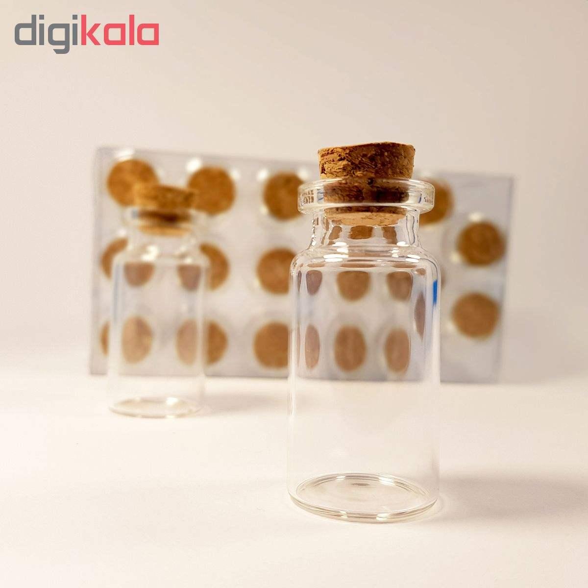 بطری دکوری کد D01 بسته 17 عددی main 1 3