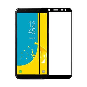محافظ صفحه نمایش فول چسب مدل F002 مناسب برای گوشی موبایل سامسونگ Galaxy J6