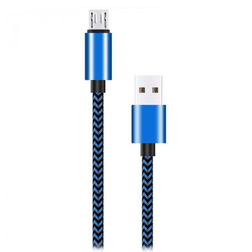 کابل تبدیل USB به MicroUSB آمپلیفای مدل Linked AMP-20003 طول 2 متر