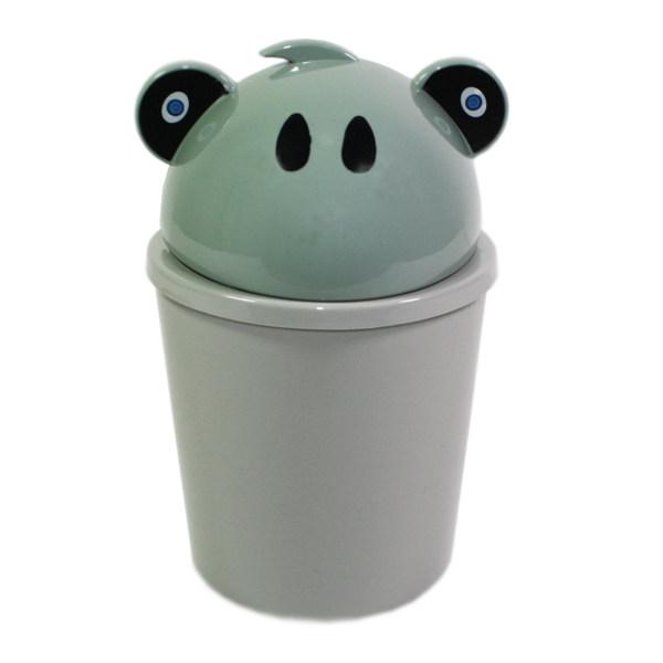 سطل زباله لوکس پلاستیک سری Qlux کد 586