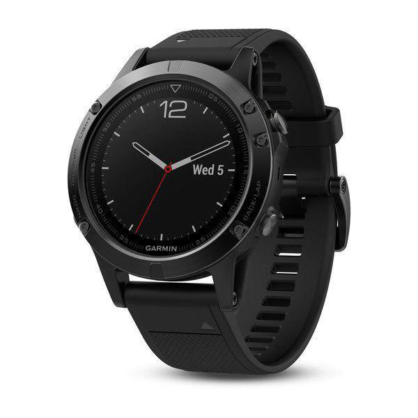 ساعت مچی هوشمند گارمین مدل 010-01688-11 fenix 5