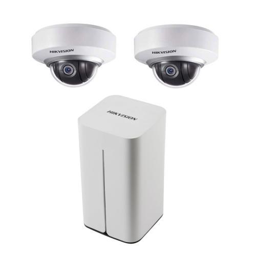 سیستم امنیتی تحت شبکه بی سیم هایک ویژن کد 2202