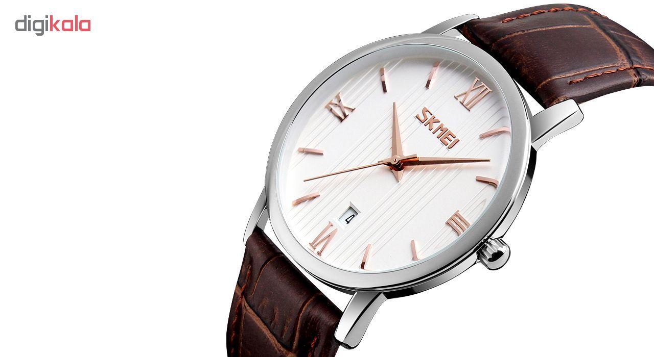 خرید ساعت مچی عقربه ای مردانه اسکمی مدل 9130MGH