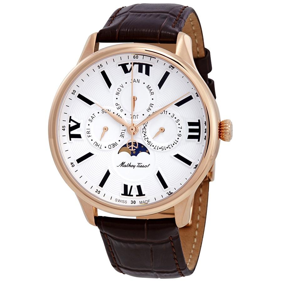 ساعت مچی عقربه ای مردانه متی تیسوت مدل H1886RPI