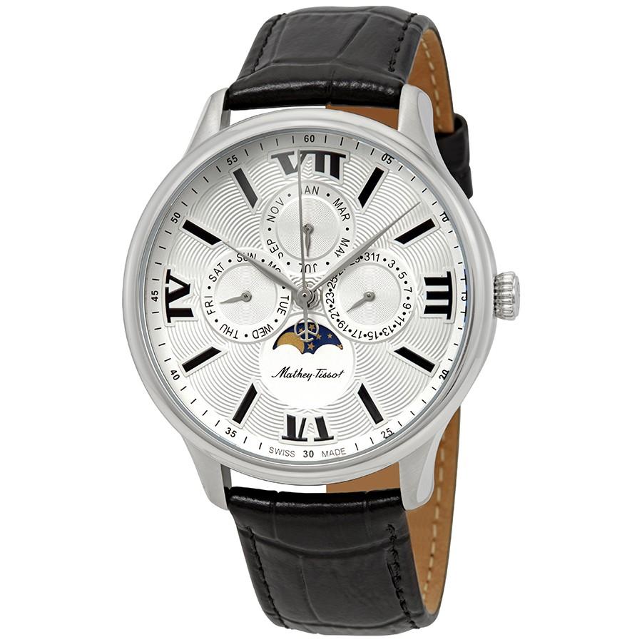 ساعت مچی عقربه ای مردانه متی تیسوت مدل H1886RAI