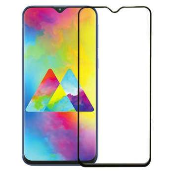 محافظ صفحه نمایش فول چسب مدل F002 مناسب برای گوشی موبایل سامسونگ Galaxy M20